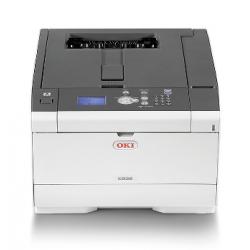 Imagen de equipo de impresion : C532dn de la marca : OKI disponible en : RECOLOGIC