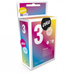 Cartucho de tinta : CH23R de la marca : Hp disponible en : RECOLOGIC