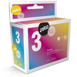 Cartucho de tinta : CH62XLCRP de la marca : Hp disponible en : RECOLOGIC