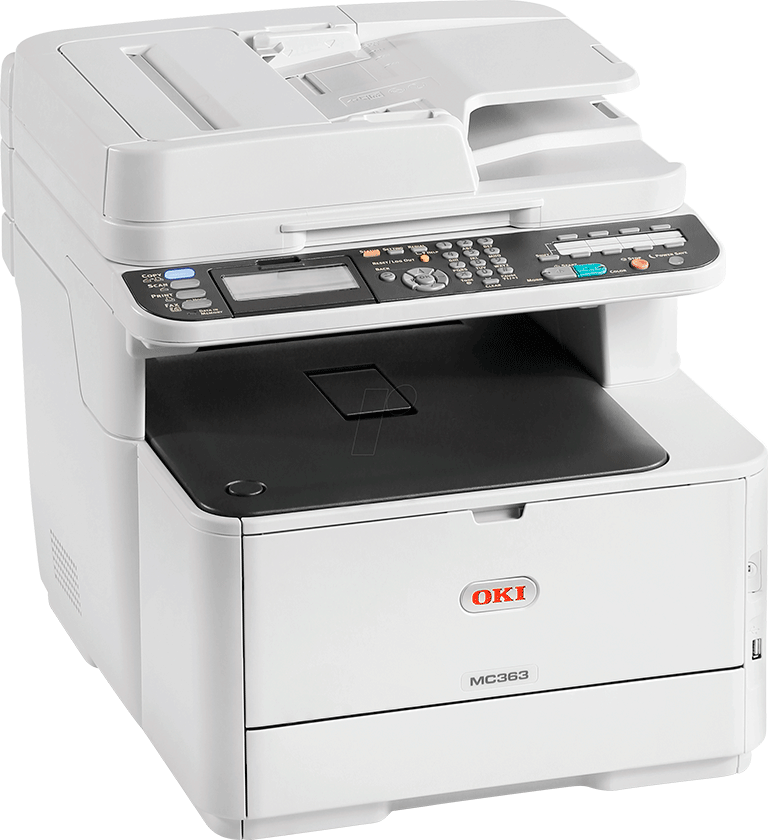 OKI MC 363dn MULTIFUNCIÓN A4 LÁSER COLOR